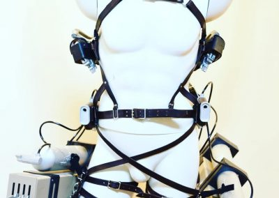 Attack on Titan mobility gear harness